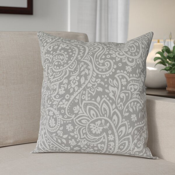 Southwood 100% Cotton Botanical Pillow Cover by Andover Mills| @ $27.00